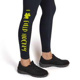Field Hockey Leggings I Shamrock Field Hockey