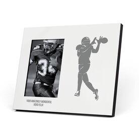 Football Photo Frame - Wide Receiver