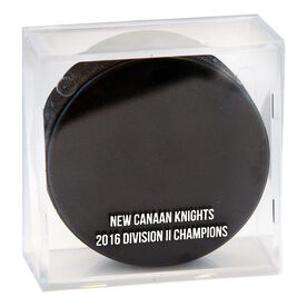 Acrylic Hockey Puck Display