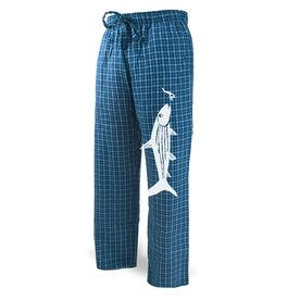 Fly Fishing Lounge Pants Bonefish Full