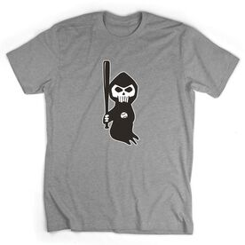 Baseball Short Sleeve Tee - Baseball Reaper