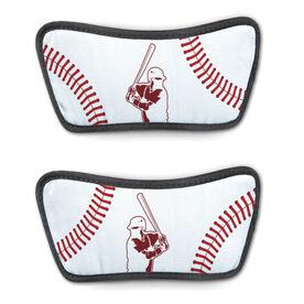 Baseball Repwell® Sandal Straps - Batter