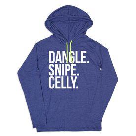 Men's Hockey Lightweight Hoodie - Dangle Snipe Celly