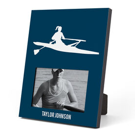 Crew Photo Frame - Female Rower
