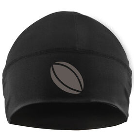 Beanie Performance Hat - Rugby Ball