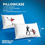 Baseball Pillowcase Set - Go For The Home Run