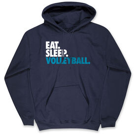 Volleyball Standard Sweatshirt Eat. Sleep. Volleyball.
