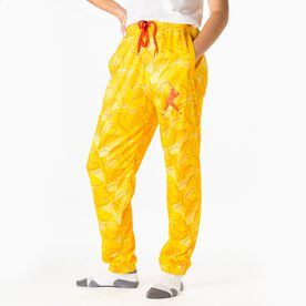 Softball Lounge Pants - Stitches