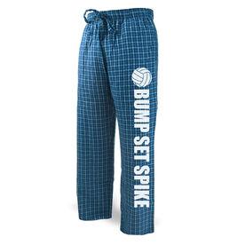 Volleyball Lounge Pants Bump Set Spike