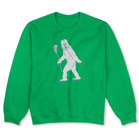 Guys Lacrosse Crew Neck Sweatshirt - Yeti