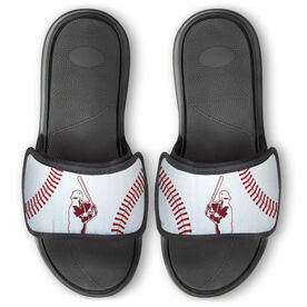 Baseball Repwell® Slide Sandals - Batter