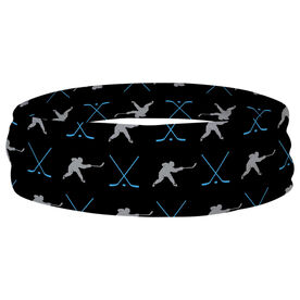 Hockey Multifunctional Headwear - Hockey Sticks Pattern RokBAND