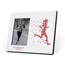 Running Photo Frame - Heartfelt Run