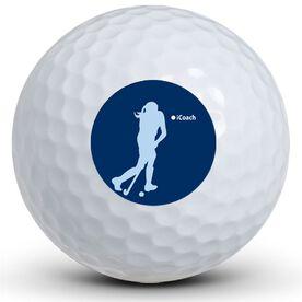 iCoach Field Hockey Golf Balls