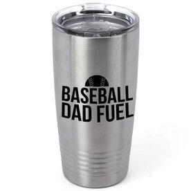 Baseball 20oz. Double Insulated Tumbler - Baseball Dad Fuel