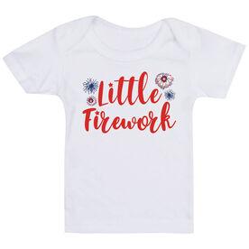 Baby T-Shirt - Little Firework