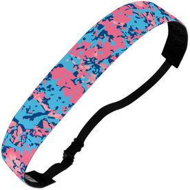 Athletic Julibands No-Slip Headbands - Floral Pattern