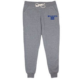Custom Joggers - Custom Team Name and Number