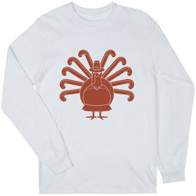 Field Hockey Long Sleeve T-Shirt - Turkey Player