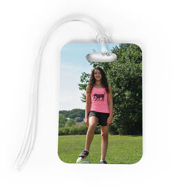 Soccer Bag/Luggage Tag - Custom Photo