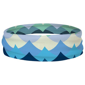 Swimming Multifunctional Headwear - Waves RokBAND