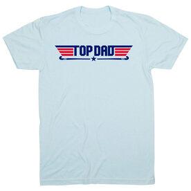 Field Hockey T-Shirt Short Sleeve - Top Dad Field Hockey