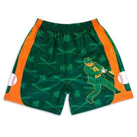Lucky Baseball Shorts