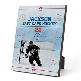 Hockey Photo Frame - Rink