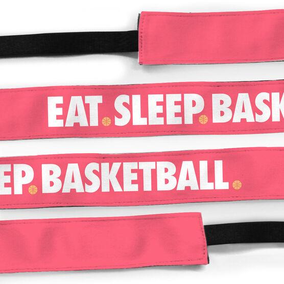 Basketball Juliband No-Slip Headband - Eat Sleep Basketball