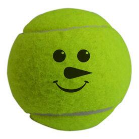 Snowman Tennis Ball
