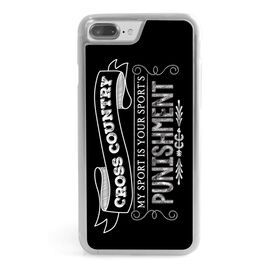 Cross Country iPhone® Case - Punishment