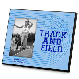 Track & Field Photo Frame Track and Field Lane