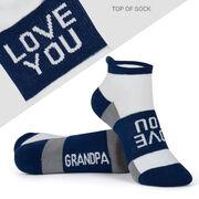 Socrates® Woven Performance Sock Set - Best Grandparents