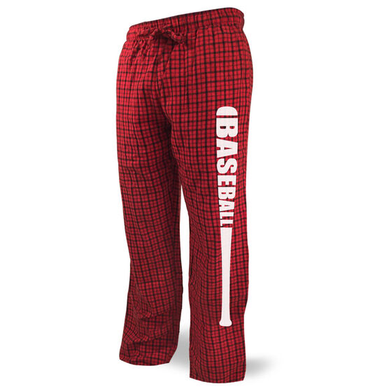 Baseball Lounge Pants Bat Baseball