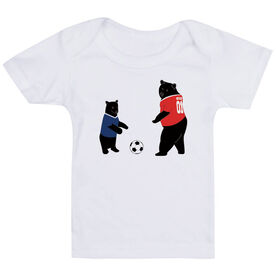 Soccer Baby T-Shirt - Bears