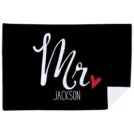 Personalized Premium Blanket - Mr.