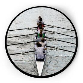 Crew Circle Plaque - Custom Photo