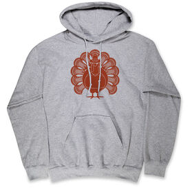 Guys Lacrosse Standard Sweatshirt - Turkey Player