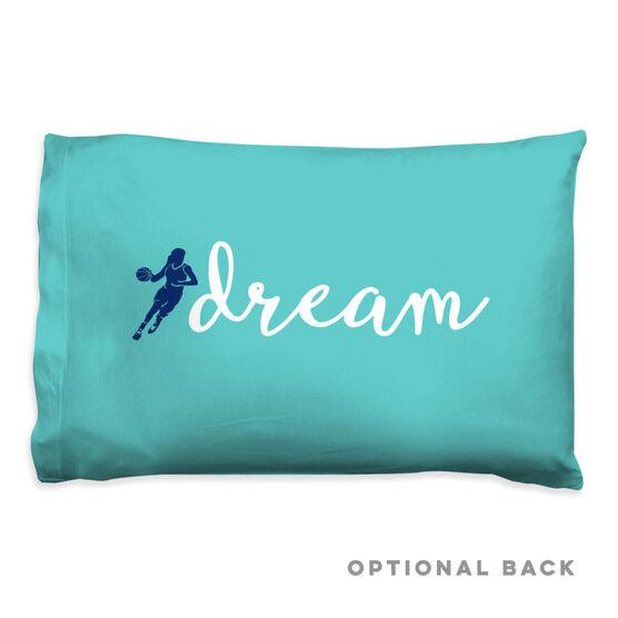 Basketball Pillowcase - Dream