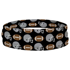 Football Multifunctional Headwear - Football Pattern RokBAND