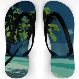 Swimming Flip Flops Swim Paradise