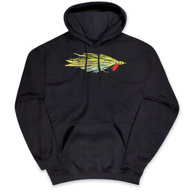 Fly Fishing Hooded Sweatshirt - Deceiver