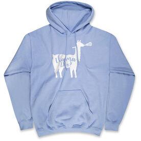 Girls Lacrosse Standard Sweatshirt - Llama Lax