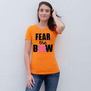 Cheerleading Women's Everyday Tee - Fear the Bow