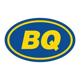 BQ Oval Running Vinyl Decal