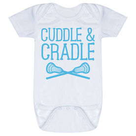 Lacrosse Baby One-Piece - Cuddle & Cradle
