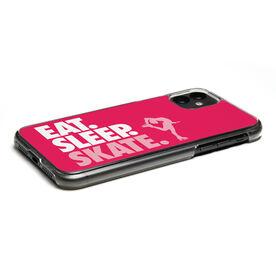 Figure Skating iPhone® Case - Eat. Sleep. Skate.