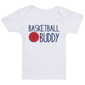 Basketball Baby T-Shirt - Basketball Buddy