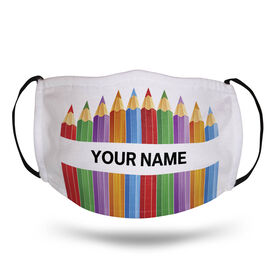 Personalized - Personalized Teacher Color Pencils