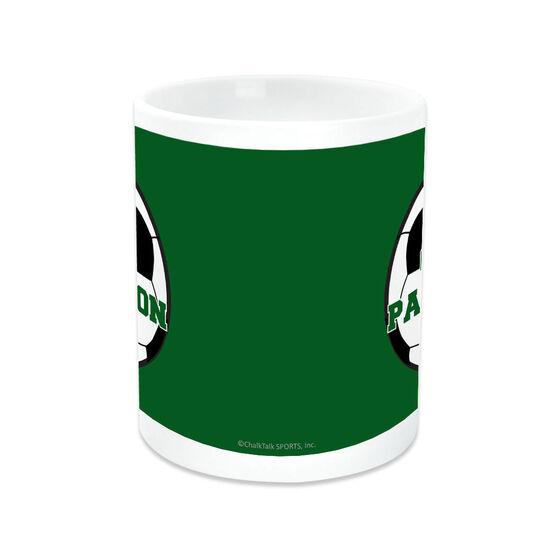 Soccer Coffee Mug Coach